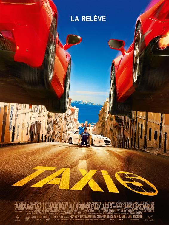 Quái Xế 5 - Taxi 5