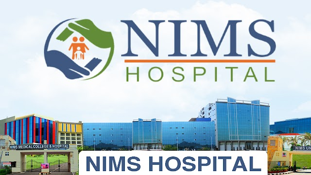 Super Specialities - Nims Hospital