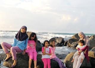 Pantai cidaun, termasuk 7 cluster wisata di Cianjur