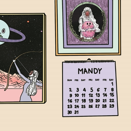 Mandy – memo – Single