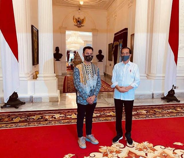 Raffi Ahmad Dipinang jadi Kepala Daerah, Nagita Slavina Bilang 'Aku Tersanjung'