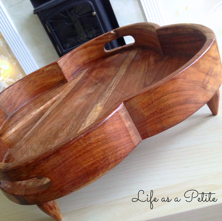 Mango Wood Tray - Cherrie Hub Furniture Review