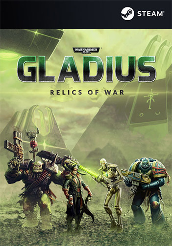 تحميل لعبه Warhammer 40,000 Gladius  Relics of War v1.0.2  DLC   Multiplayer 2018للكمبيوتر