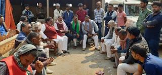 रमेश रंजन का शहादत का गुणगान देश हमेशा करते रहेगा: विधायक लोहिया