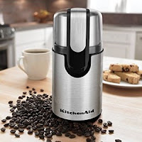 KitchenAid BCG111OB BCG111ER Blade Coffee Grinder