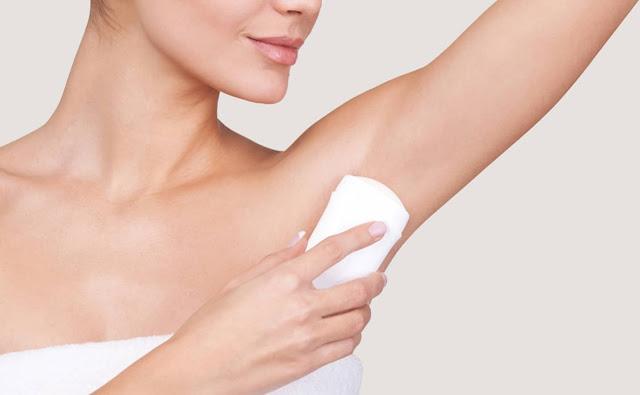En 5 mins vous pouvez préparer votre propre déodorant pour Roll-on bio