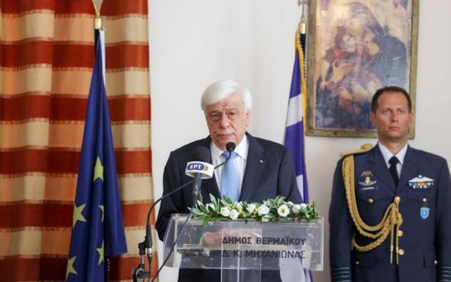 ΠΑΥΛΟΠΟΥΛΟΣ <p> Η Ελλάδα μπορεί να βοηθήσει την Ευρώπη να αλλάξει πορεία