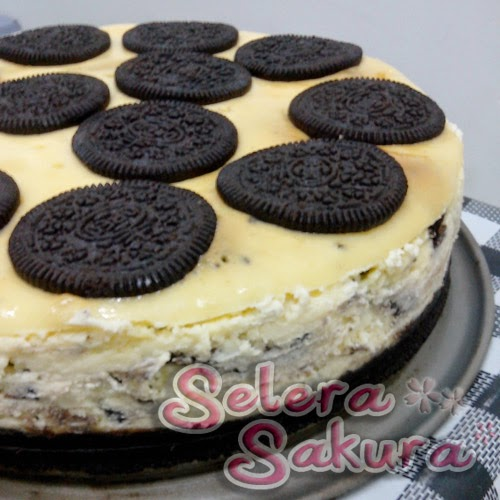 Oreo Cheesecake... Heaven-nya!!!