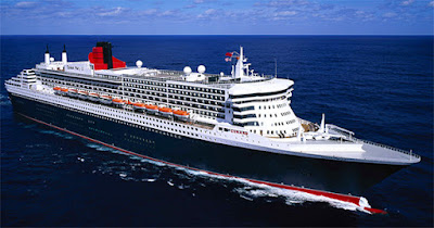 Where will Cunard Operate the Queen Mary 2 when Cunard resumes sailing? Cruises from New York, Southampton, Europe