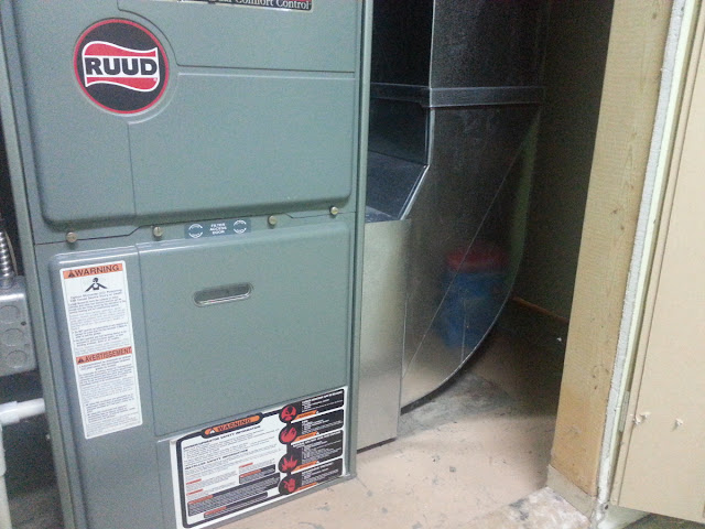 Plumbing, Heating and Air Conditioning Tips: Changing ...
