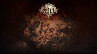 Path of Exile Logo Wallpaper