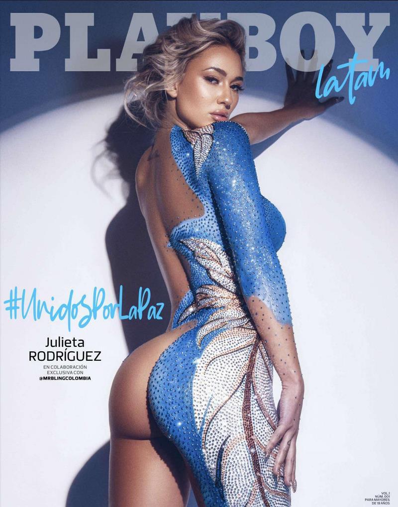 Playboy Latam: Junio-Julio 2021 [+18]