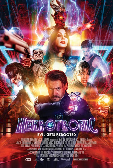 Nekrotronic Poster