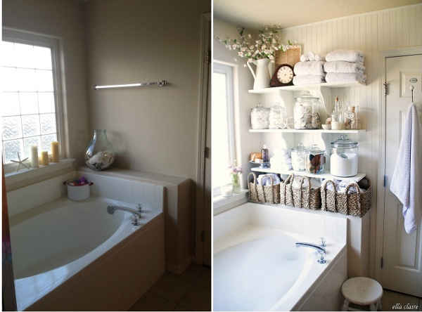 Diy home sweet home diy bathroom remodeling on a budget Remodeling your bathroom on a budget