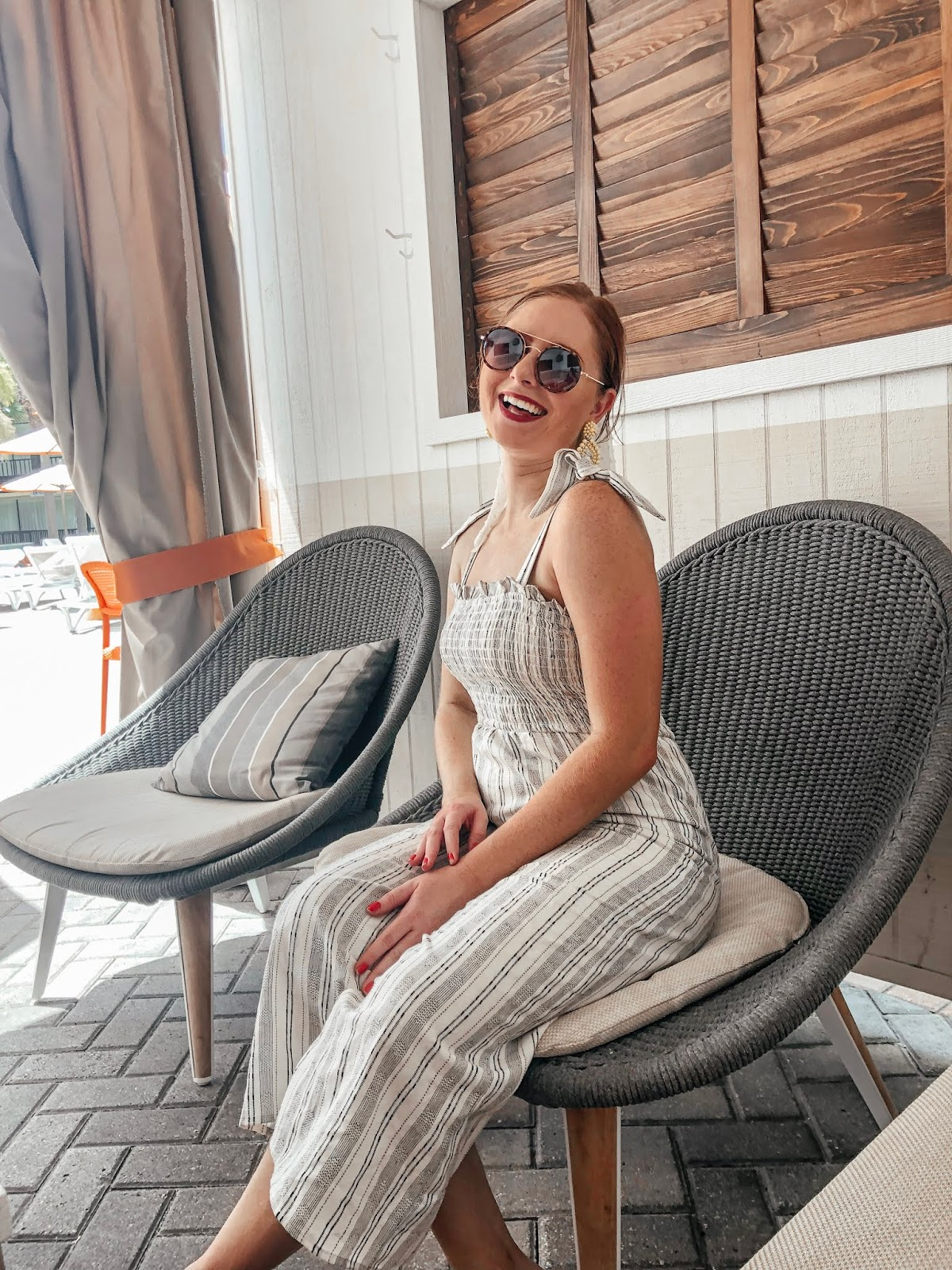 Hotel Review Sirata Beach Resort St. Pete Beach Staycation Affordable by Amanda Tampa Blogger