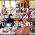 Panduan Kerja Tenaga Administrasi Sekolah Tahun 2017/2018
