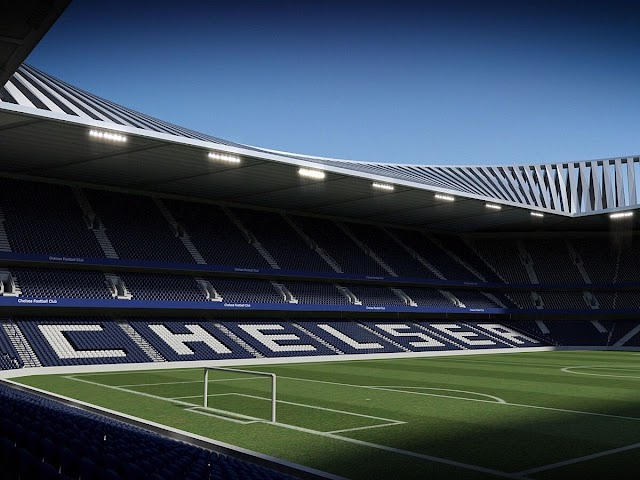O que aconteceu com o 'novo Stamford Bridge'?