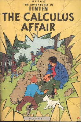 Download free ebook Tintin and the Calculus Affair pdf