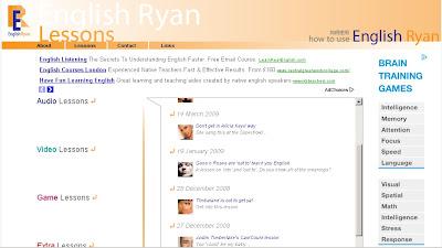 Best Free English Learning Resources: EnglishRyan
