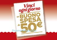 Logo AIA Negroni ''Buoni e vincenti'': in palio 106 buoni spesa da 50€