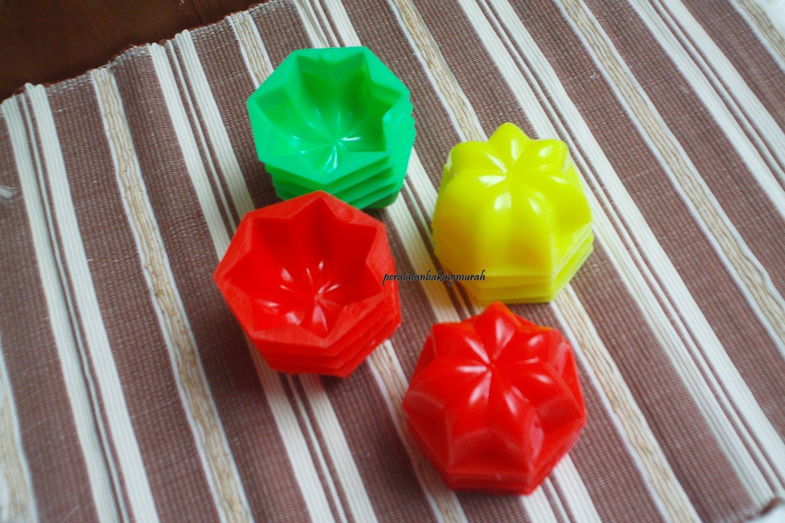 Alat Baking Cetakan Kue Murah Cetakan Plastik