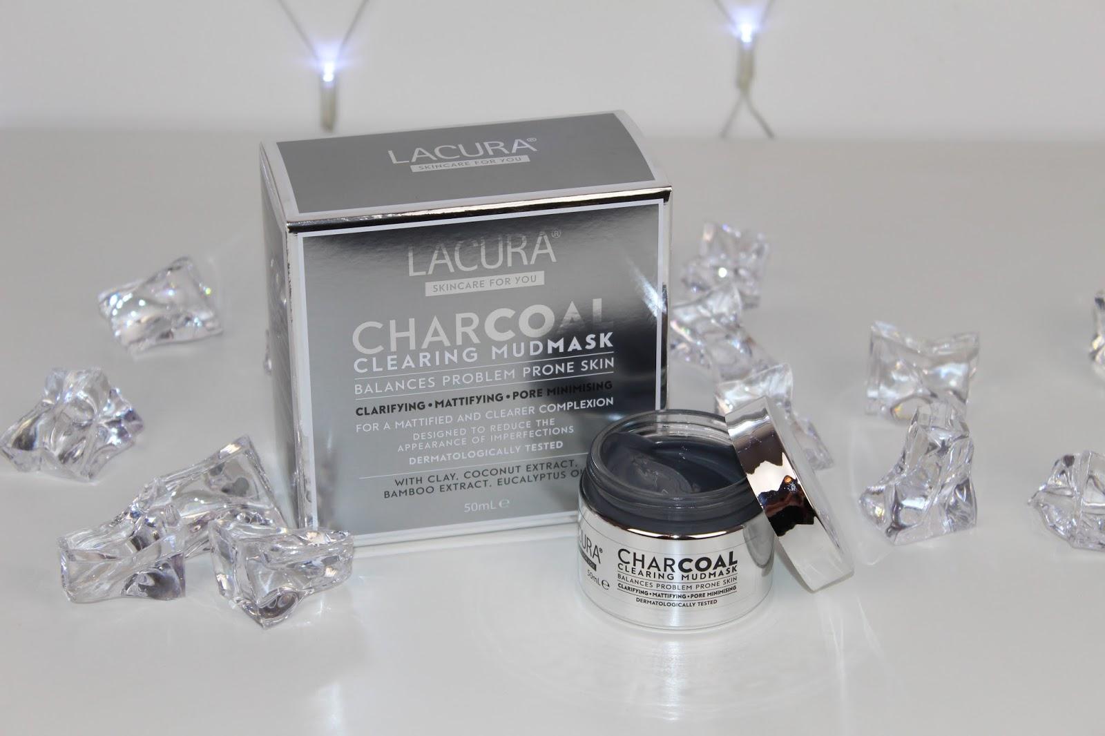 Aldi Charcoal Clearing Mudmask And Charcoal Mud To Foam