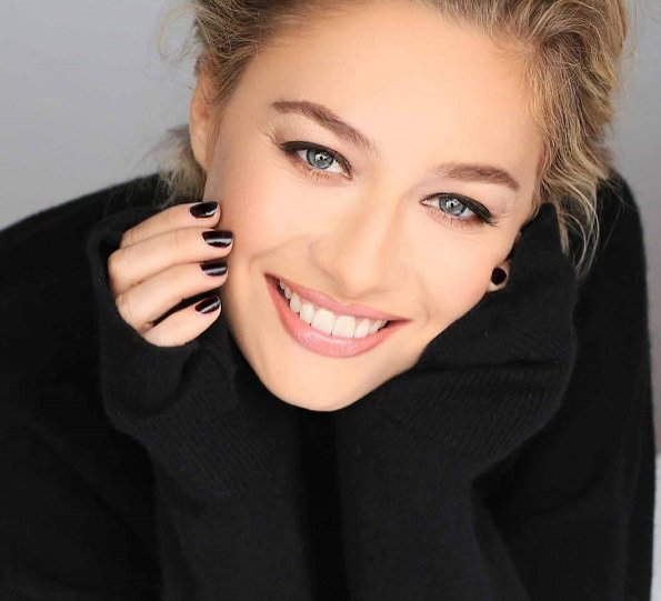 Elle, Vogue. fashion magazin. Beatrice Borromeo, a member of Monaco's first family, Pierre Casiraghi