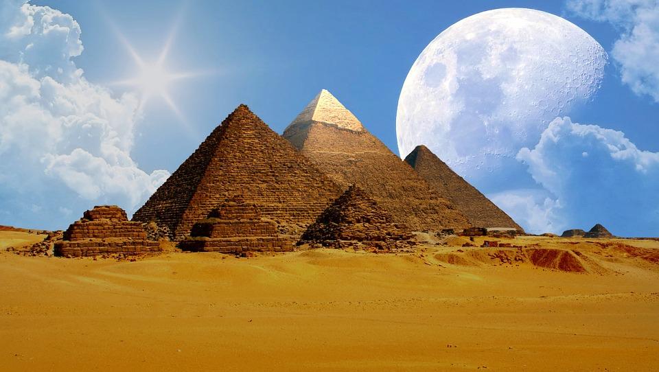 niezwykłe właściwości Piramidy, skupianie energii w piramidzie