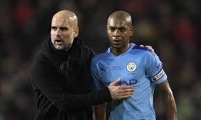 Manchester City midfielder Fernandinho denies been offered a coaching role at city