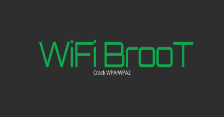 WiFiBroot : A WiFi Pentest Cracking tool for WPA/WPA2