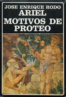 Ariel; Motivos de Proteo / José Enrique Rodó
