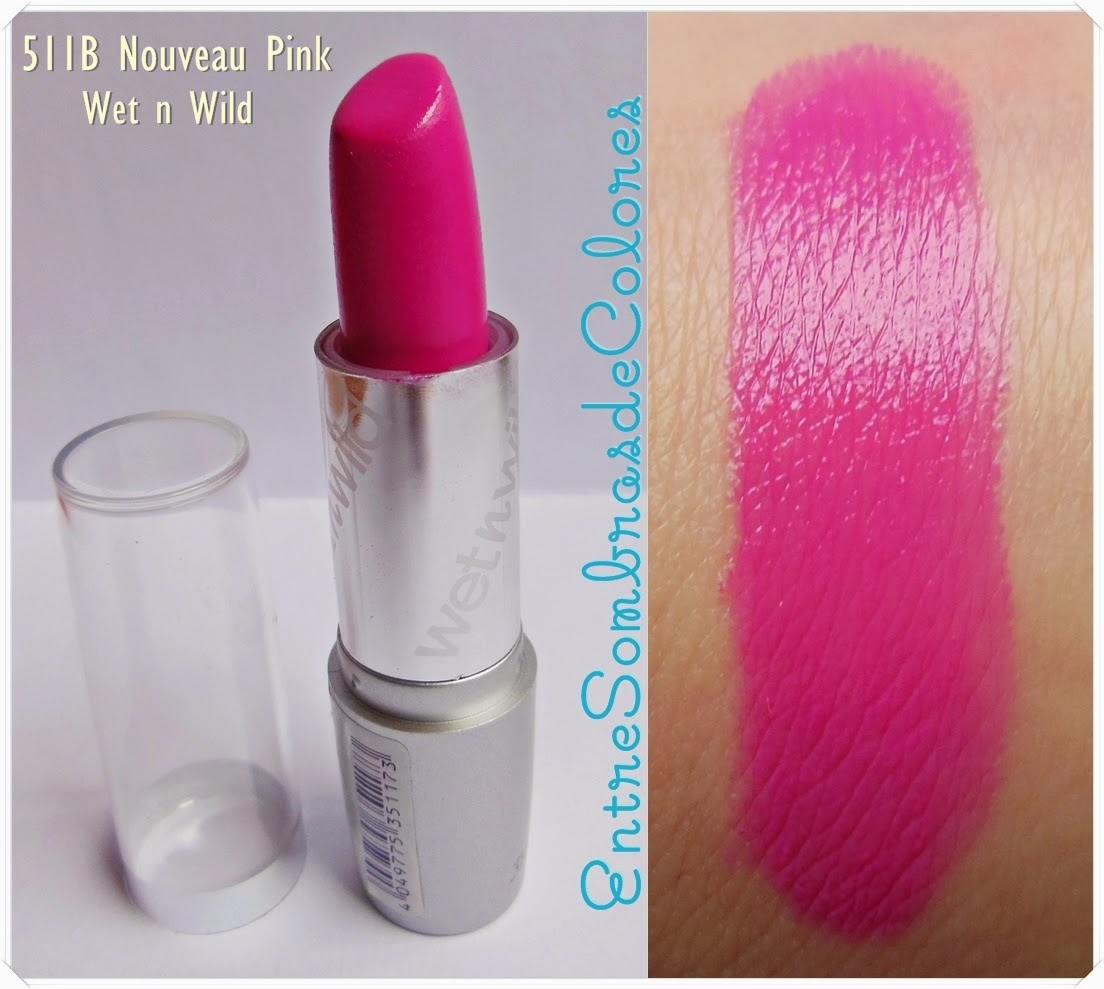 labial WET N WILD Silk Finish