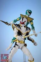 Power Rangers Lightning Collection Dino Thunder White Ranger 68