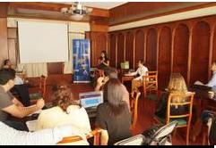 """Culmina el Módulo """"Transversalización de los ejes de igualdad y ambiente en la educación superior"""" impartido por la SENESCYT, con apoyo de UNESCO, a docentes de la Universidad San Francisco de Quito"""