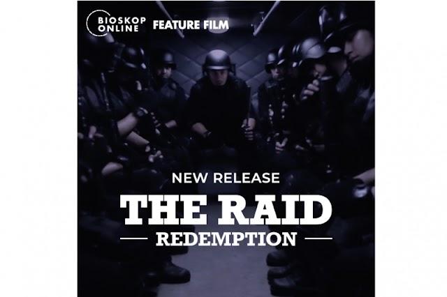 The Raid 1 &2, Hadir di Bioskop Online, Tiketnya  Dibanderol Rp.5000