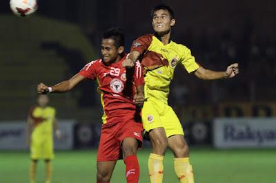 Zalnando Bertahan Di Sriwijaya FC Meski banyak Tawaran Dari Klub Lain