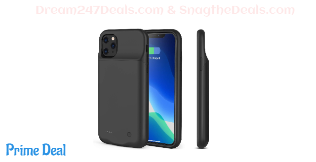 40% OFF  4500mAh battery case for iphone 11/11 Pro/11 Pro Max/XR/XS Max/X/XS