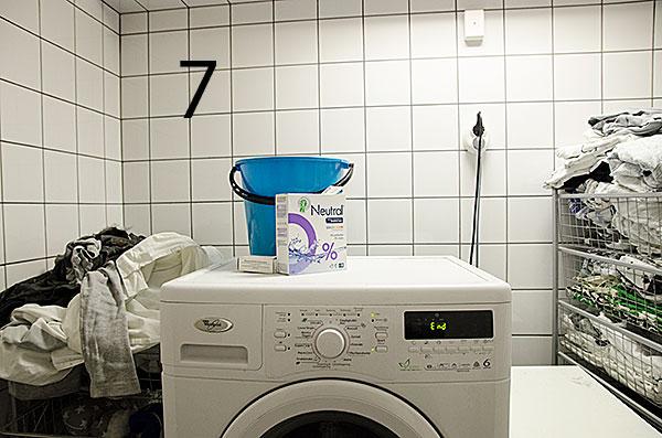 Anna Truelsen inredningsstylist: Tvättstugan -få ordning på kaoset