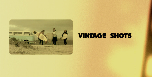 Vintage Shots 367998 Videohive - Free After Effects Template - Free ...