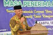 Wakil Bupati Dailami Buka Kegiatan PMII
