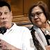 De Lima called Duterte delusional and naive: Wala ka sa level ni Putin at Xi Jinping