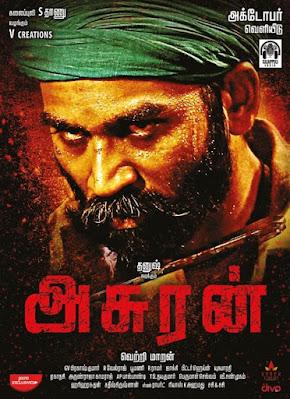 Asuran (2019) Hindi Dubbed Full Movie Watch Online Movies