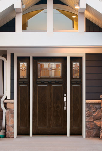 River Doors Feather River Door Bellante Wrought Iron: Why Get Energy Star Products?