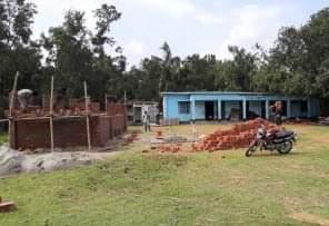ঝিনাইদহ  হাজী রফিউদ্দিন  বিদ্যালয়ে ক্ষুদ্র মেরামত প্রকল্পে অনিয়ম