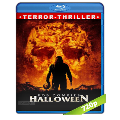 Halloween 9 El Inicio (2007) BRRip 720p Audio Trial Latino-Castellano-Ingles 5.1