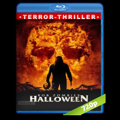Halloween 9 El Inicio (2007) BRRip 720p Audio Trial Latino-Castellano-Ingles 5.1
