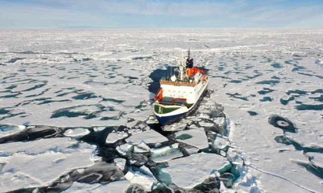 Η μεγαλύτερη παγκοσμίως αποστολή στην Αρκτική επιστρέφει με σοκαριστικά ευρήματα για τους πάγους