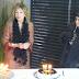 """Producción de """"Mi adorable maldición"""" celebró el cumpleaños de Cecilia Gabriela"""