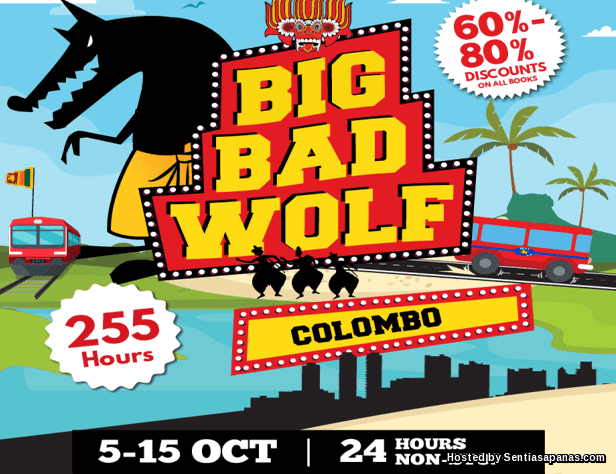 The Big Bad Wolf 2017