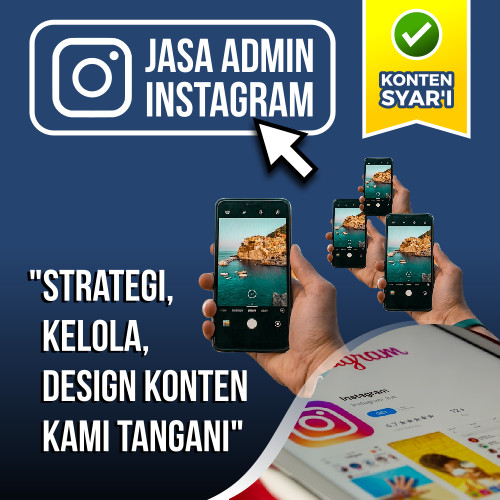 Jasa Admin Instagram